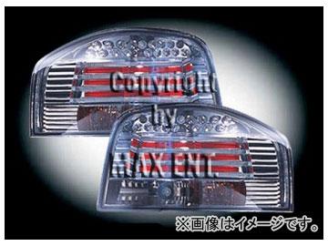 エムイーコーポレーション in.pro. LEDテールレンズ クリアー/スモーク タイプ-1 品番:210466 アウディ A3 8P 3ドア ~2006年
