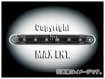 エムイーコーポレーション in.pro. LEDハイマウントストップライト クリアー/ブラック タイプ-1 品番:211057 プジョー 207 3/5ドア