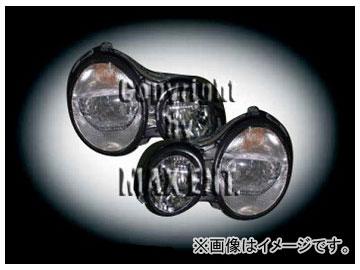 エムイーコーポレーション HELLA キセノンヘッドライト 品番:230510 メルセデス・ベンツ W210 ~1999年