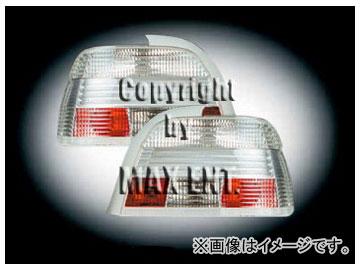 エムイーコーポレーション HELLA LEDテールレンズ ホワイト セリス '01-ルック タイプ-4 品番:210248 BMW E39 5シリーズ セダン ~2000年