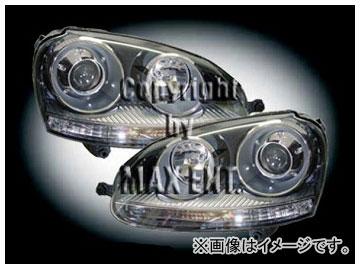エムイーコーポレーション HELLA+MAX HID キセノンヘッドライト R32-ルック タイプ-3 品番:234543 フォルクスワーゲン ゴルフ5 ~2005年