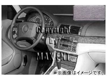 エムイーコーポレーション Herbert Richter インテリアパネル アルミルック 品番:620275 BMW E46 クーペ/セダン LHD