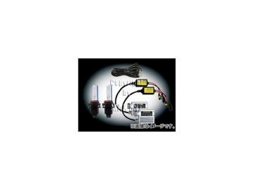 エムイーコーポレーション MAX Super Vision HID Evo.VII 10000k 35W アメ車ライト専用 H16セット 品番:238390