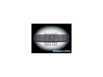 エムイーコーポレーション ZONE マークレスグリル ブラック 品番:239848 アウディ B4 80
