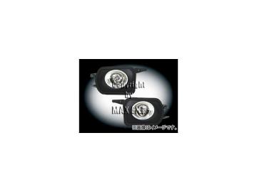 エムイーコーポレーション ZONE フォグライトセット 25Wキセノン タイプ-3 品番:230996 メルセデス・ベンツ W215 CL ~2002年