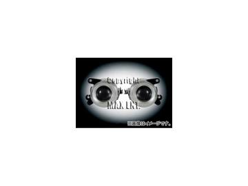 エムイーコーポレーション ZONE フォグライトセット キセノン タイプ-4 品番:230975 フォルクスワーゲン ゴルフ5 ~2005年