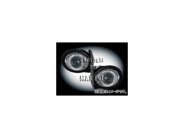 エムイーコーポレーション ZONE フォグライトセット ハロゲン タイプ-1 品番:233316 BMW E46 3シリーズ セダン/ワゴン