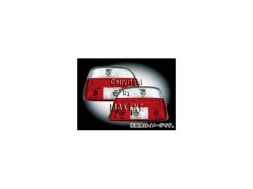 エムイーコーポレーション ZONE LEDテールレンズ クリスタルクリアー/レッド タイプ-8 品番:211620 BMW E39 5シリーズ セダン ~2000年
