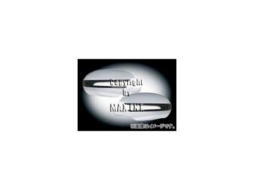 エムイーコーポレーション ZONE ドアミラーカバー LEDウインカー&ウェルカムライト付 クロム 品番:221064 メルセデス・ベンツ R230 SL ~2006年