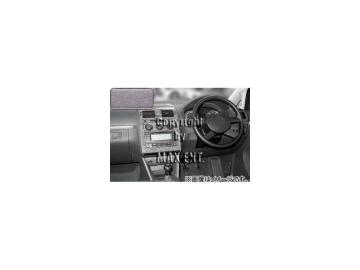 エムイーコーポレーション Herbert Richter インテリアパネル ウォルナットルック 品番:620552 フォルクスワーゲン トゥーラン RHD