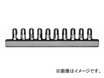 日東工器 マイクロラインカプラ ソケット 10分岐配管用 MC-10