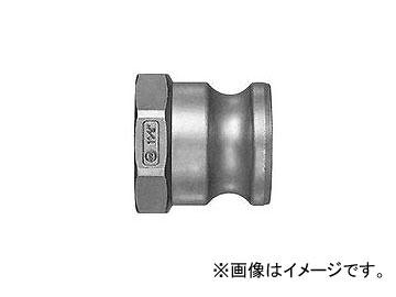 日東工器 レバーロックカプラ(金属製) プラグ LA型(おねじ取付用) LA-16TPF SUS