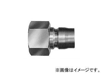 日東工器 TSPカプラ プラグ TPF型(おねじ取付用) 16TPF SUS