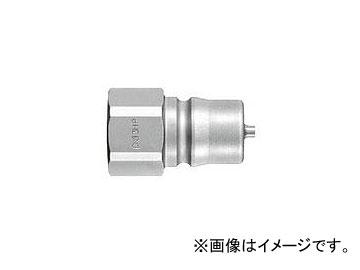 日東工器 HSPカプラ プラグ HP型(おねじ取付用/テーパねじ) 12HP NBR(SG)