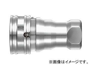 日東工器 HSUカプラ ソケット おねじ取付用 HSU-3S SUS304/HNBR