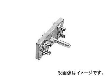日東工器 マルチカプラ MAM型 プラグ(4ポート型) MAM-1TP-4