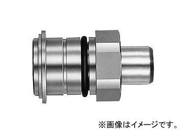 日東工器 マルチカプラ プラグ MAS型(スナップリング固定型) MAS-4P