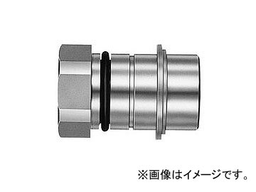 日東工器 マルチカプラ ソケット MAS型(スナップリング固定型) MAS-3S