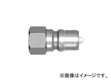 日東工器 セミコンカプラ SCS型 プラグ おねじ取付用 SCS-8P