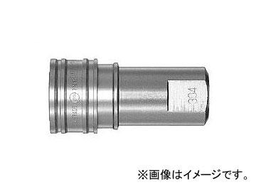 日東工器 セミコンカプラ SCS型 ソケット おねじ取付用 SCS-2S-NPT