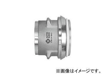 日東工器 サニタリーカプラ イージーウォッシュタイプ プラグ(溶接取付用) SEW-2.0P-BW FKM