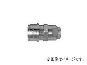 日東工器 セミコンカプラ ソケット おねじ取付用 SCY-8S