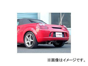 <title>アペックス ハイブリッドメガホンエボリューション マフラー 116AT036 トヨタ MR-S GH TA-ZZW30 1ZZ-FE 奉呈 1999年10月~2007年01月</title>