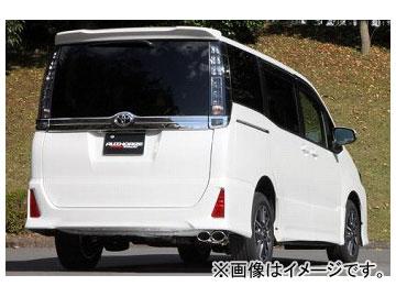 フジツボ AUTHORIZE S マフラー トヨタ ノア DBA-ZRR85W 3ZR-FAE Si 4WD 2014年01月~