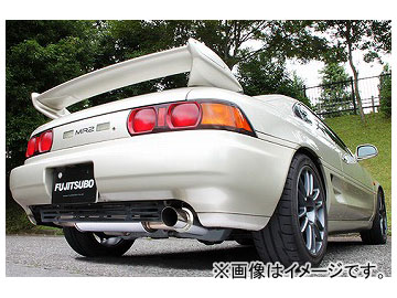 フジツボ POWER Getter マフラー トヨタ MR2