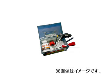 ニシノ/RVトラスト チューブレスト 普通車用BOXスターターセット NT-SS