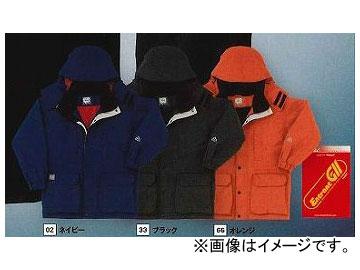 ラカン 防水防寒コート オレンジ 4L 2370