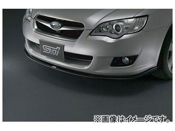 STI フロントアンダースポイラー スバル レガシィ ツーリングワゴン BP 2.0GT,2.0R,2.0i(D型~F型) 2006年06月~2009年04月