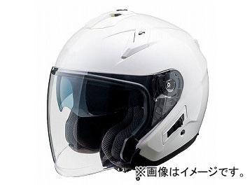 2輪 FIORE ヘルメット Turismo ホワイト 選べる3サイズ FH-003