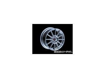 STI アルミホイール シルバー 17×7.5J+55 PCD100/5穴 ST2810021000