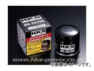 ご予約品 HKS オイルフィルター TYPE1 品番:52009-AK005 互換品番:52009-AK001 スバル 値下げ BRZ