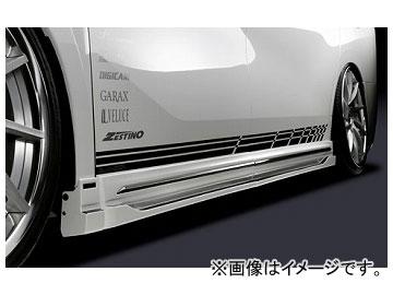 シルクブレイズ GLANZEN 鎧 サイドパネル2 純正単色 トヨタ ヴェルファイア GGH/AGH/AYH3#W Z/ZA/ZR 2015年02月~ 選べる7塗装色