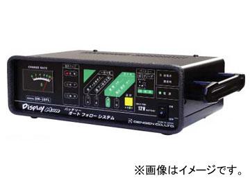 デンゲン/dengen バッテリーオートフォローシステム(ディスプレイマン) DM-10FL