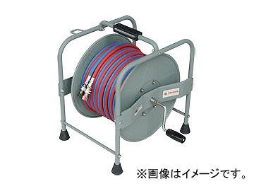 SAR/三協リール トライアンス/TRIENS 大型 酸素アセチレン 手巻きリール 30m STR-30A