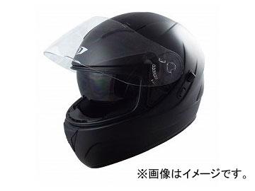 2輪 TNK工業 フルフェイス型ヘルメット DRIFT DF-4V ハーフマットブラック 選べる2サイズ