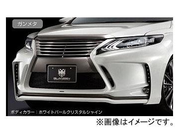 シルクブレイズ グレンツェン フロントバンパー 純正色 トヨタ ハリアー ZSU60/65W 2013年12月~2017年05月 選べる7塗装色