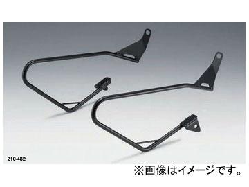 2輪 キジマ バッグサポート ブラック 左右セット 210-482 スズキ SV650/ABS 2016年~