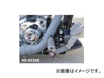 2輪 キジマ ステップバックキット HD-05358 ハーレーダビッドソン ソフテイル フォワードコントロール車 2008年~
