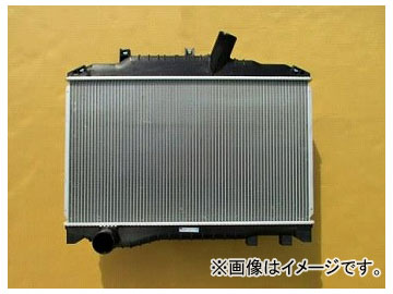 国内優良メーカー ラジエーター 参考純正品番:16081-5840 ヒノ レンジャー FD3J J07C MT