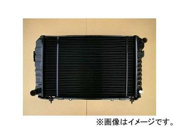 国内優良メーカー リビルトラジエーター 参考純正品番:16400-13510 トヨタ ライトエース KM51 5K 5CMT 1986年10月~1999年06月