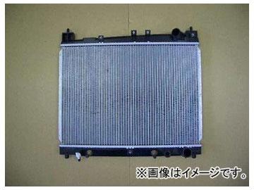 国内優良メーカー ラジエーター 参考純正品番:16400-21071 トヨタ イスト NCP65 1NZFE AT 2002年04月~2007年07月