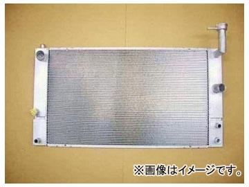 国内優良メーカー ラジエーター 参考純正品番:16400-21282 トヨタ プリウス NHW20 1NZFXE AT