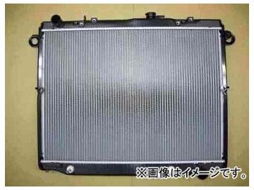 国内優良メーカー ラジエーター 参考純正品番:16400-50212 トヨタ ランドクルーザー UZJ100W 2UZFE AT