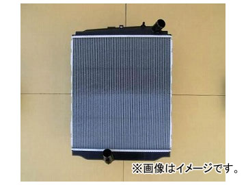 国内優良メーカー ラジエーター 参考純正品番:16400-78280 ヒノ デュトロ XZU304 N04C MT
