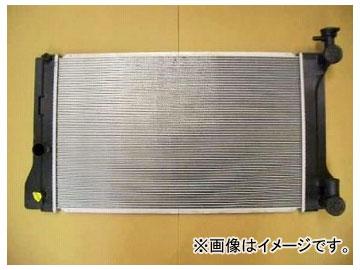 国内優良メーカー ラジエーター 参考純正品番:16410-21180 トヨタ カローラフィールダー
