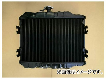 国内優良メーカー リビルトラジエーター 参考純正品番:17700-80F00 スズキ カプチーノ